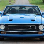1969 Shelby GT500CS Convertible 122