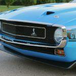 1969 Shelby GT500CS Convertible 152