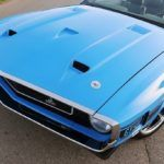 1969 Shelby GT500CS Convertible 192