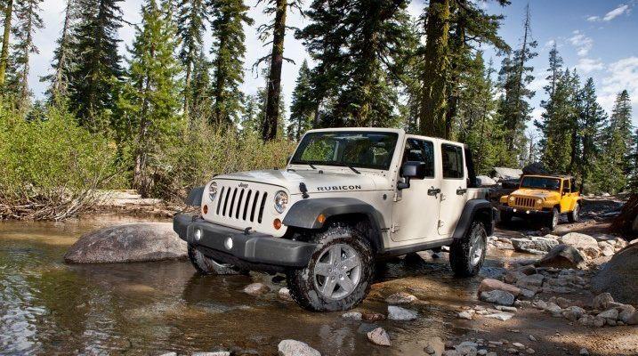 2012 Jeep Wrangler Review