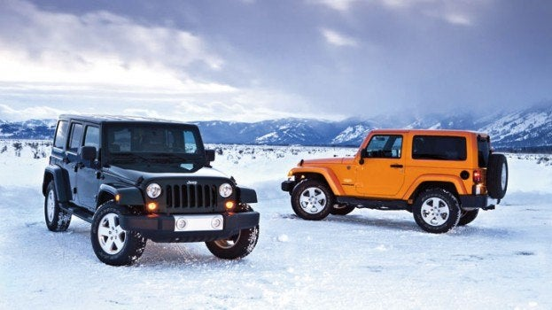 2012 Jeep Wrangler Main