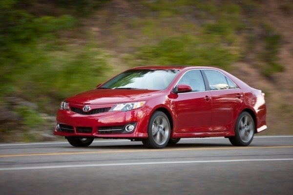 2012 Toyota Camry Se Sport Tuned And Ready To Rock