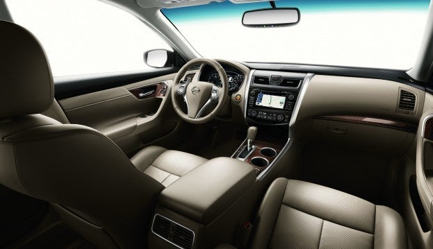 Altima Review Car And Driver