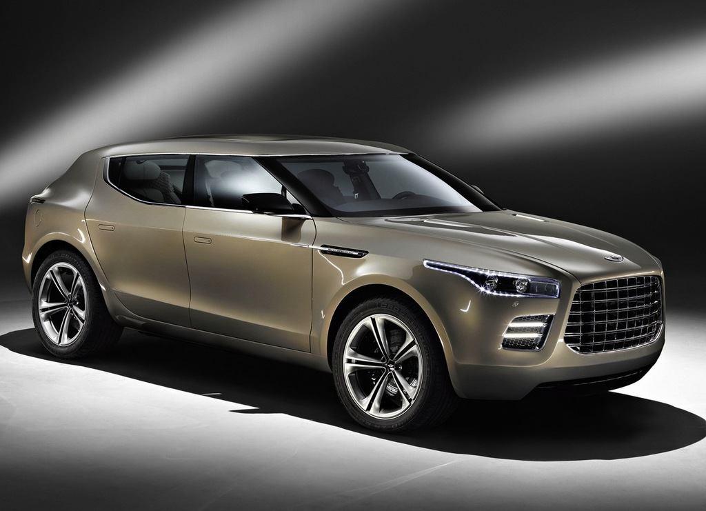 Buy Car Usa >> Round Two: Redesigned Aston Martin Lagonda SUV Concept Coming