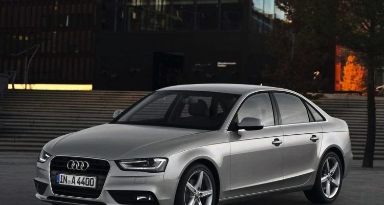 Audi A4 2013 1280x960 wallpaper 05 750x400 - Number One: Audi Bests BMW, Mercedes in April Sales