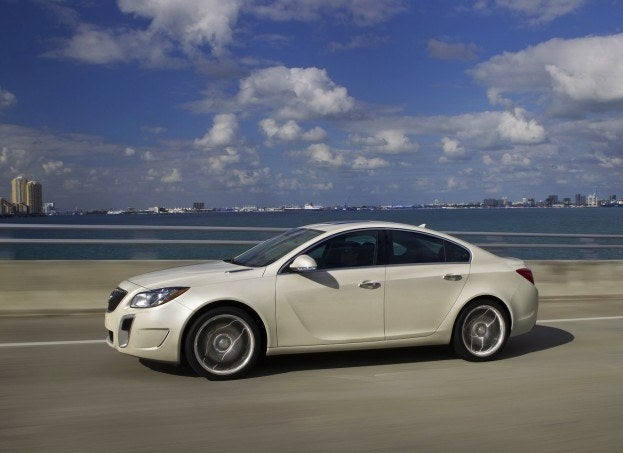 Buick Regal GS 2012 1280x960 wallpaper 06