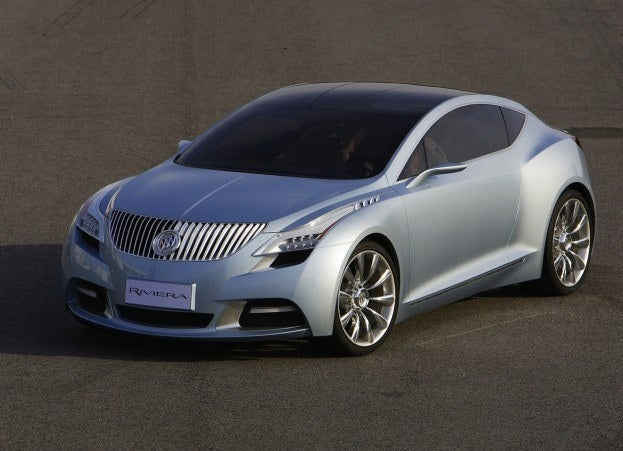 Buick Riviera Concept Coupe 2007 1280x960 wallpaper 02