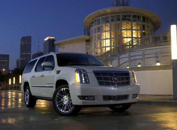 Cadillac Escalade Platinum 2008 1280x960 wallpaper 01