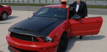 Caroll Shelby 07 370x180 - Sports Car Legend Carroll Shelby Remembered