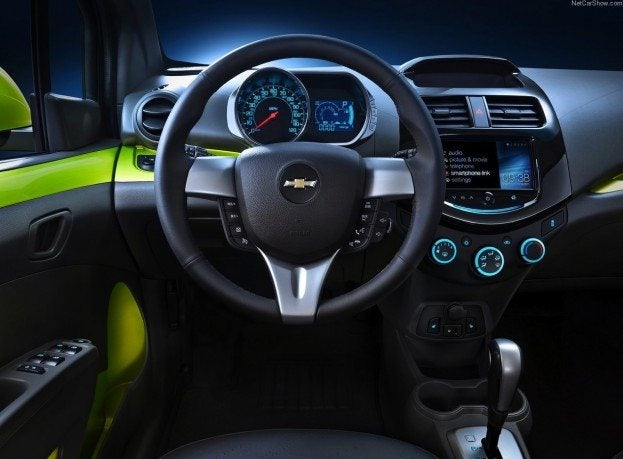 Chevrolet Spark 2013 1280x960 wallpaper 12