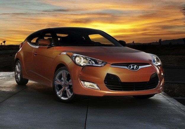 2012 Hyundai Veloster Review: It's a Game-Changer