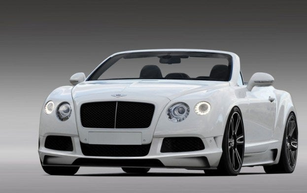 Imperium Automotive Bentley Continental GTC