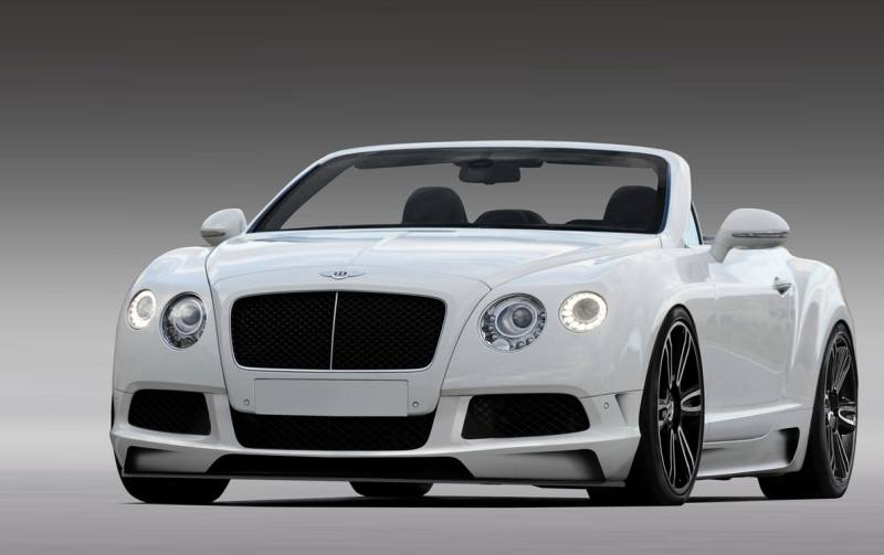 Imperium Automotive Bentley Continental GTC