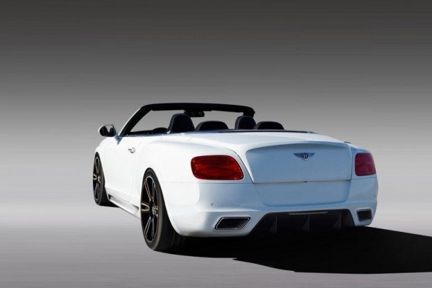 Imperium Audentia Bentley Continental GTC rear