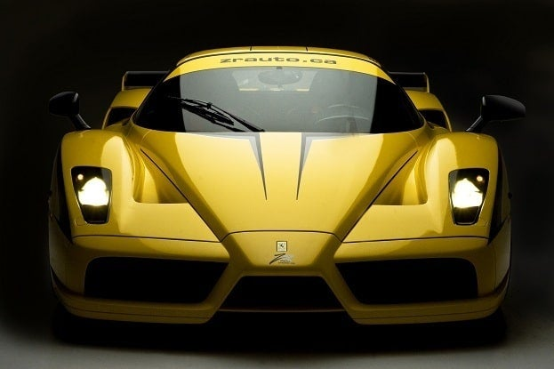 edo Competition Ferrari Enzo Evolution XX front