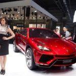Lamborghini Urus Concept 13