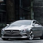 Mercedes Benz Coupe Concept