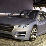 Subaru WRX To Be Patterned After Advanced Tourer Concept?