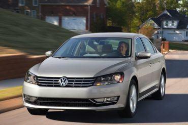 Volkswagen Passat US Version 2012 1280x960 wallpaper 01