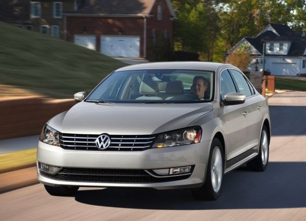 Volkswagen Passat US Version 2012 1280x960 wallpaper 01