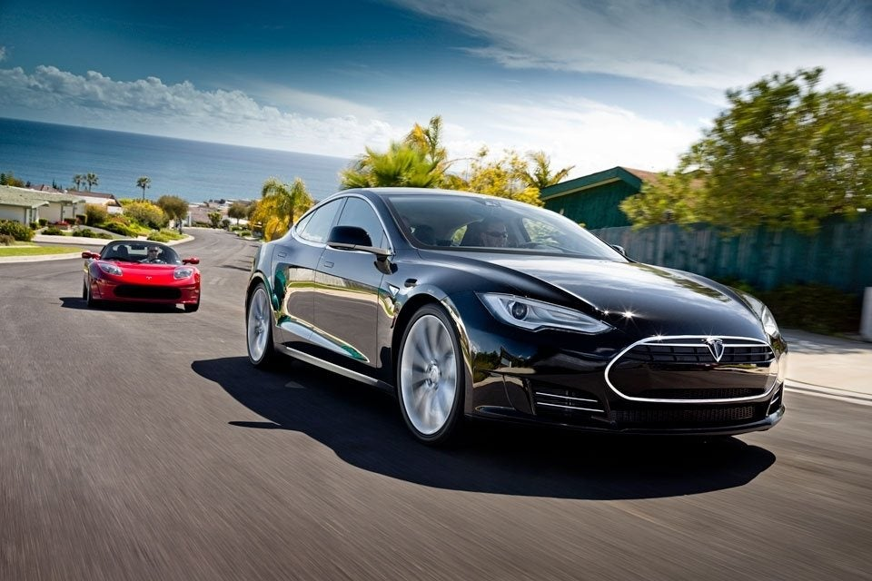 model s alpha and