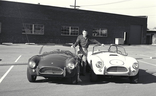 Sports Car Legend Carroll Shelby Remembered 16