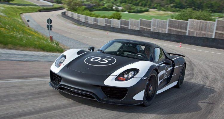 2014 Porsche 918 Spyder Going Into Production Next Year ...
