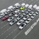 Mercedes-Benz AMG Celebrates 45 Years
