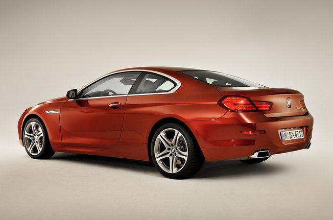 2012 BMW 650i Coupe side