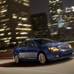 2013 Buick Verano Turbo Launches With 250 HP