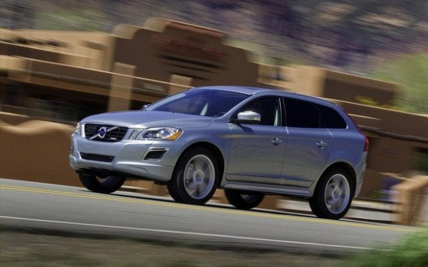 Polestar Cranks Up the HP On the 2012 Volvo XC60 R-Design 3