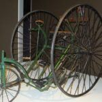 1880 Starley Salvo tricycle