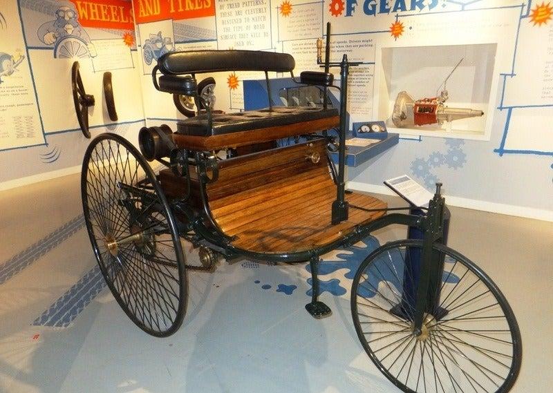1886 Benz Replica