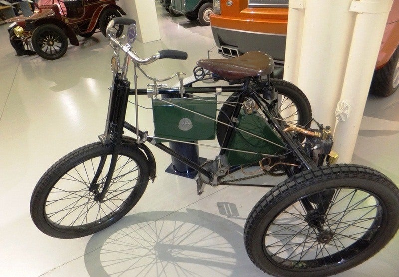 1899 Riley Tricycle