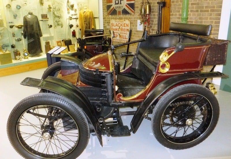 1899 Wolseley