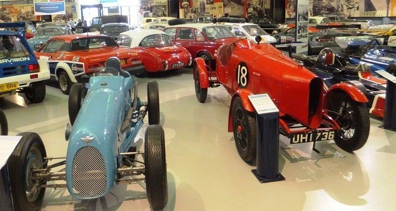 1935 Austin Seven & 1925 Morris Oxford