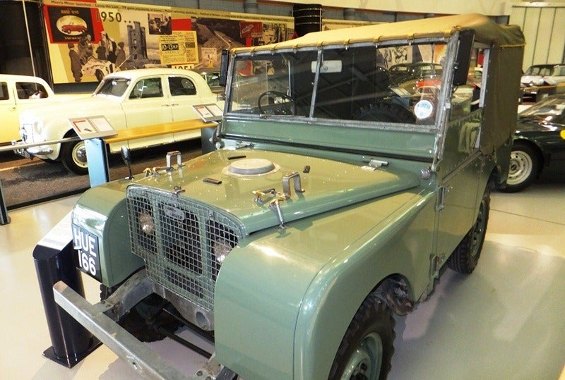 1948 Land Rover Series 1