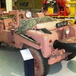 1968 Land Rover Series IIa Pink Panther SAS