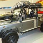 2001 Tomb Raider Land Rover Defender 2