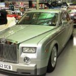 2002 Rolls Royce Phantom