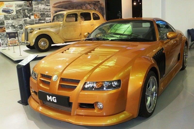 2004 MG SV