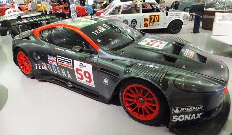 2005 Aston Martin DBR9