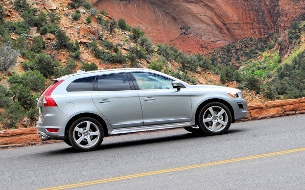 Polestar Cranks Up the HP On the 2012 Volvo XC60 R-Design 5