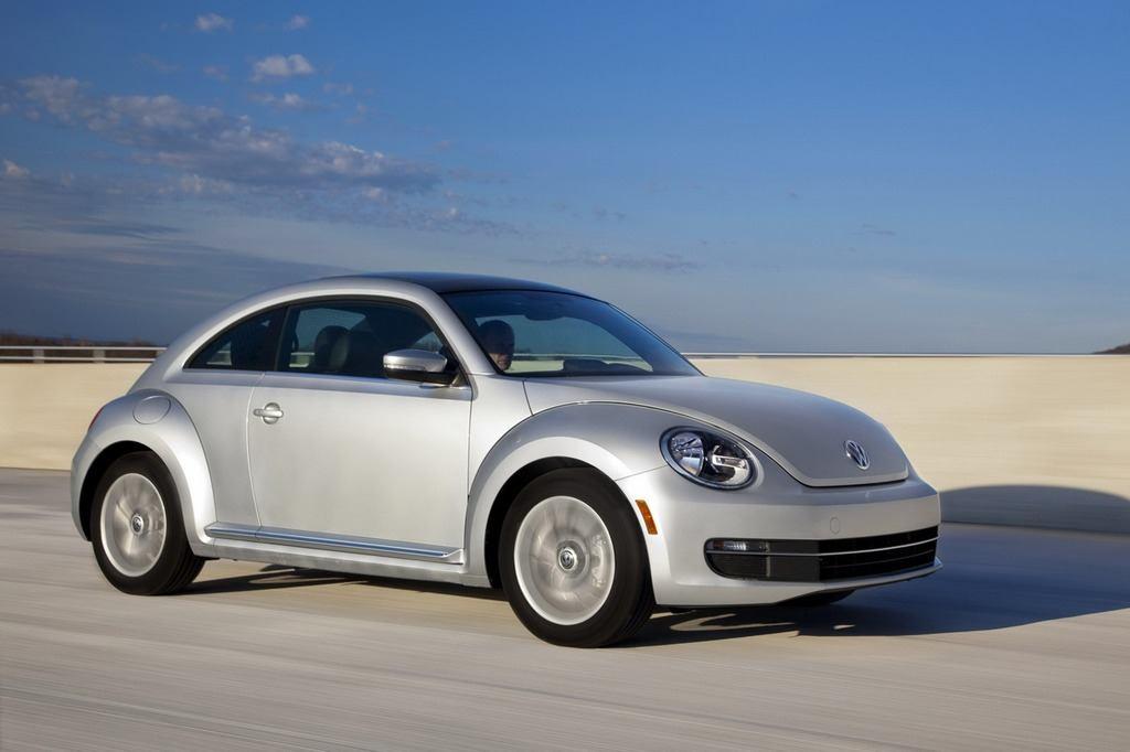 2013 Volkswagen Beetle TDI 232
