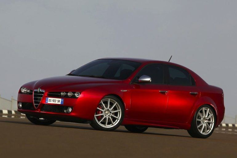 Alfa Romeo 159 2009 1280x960 wallpaper 01