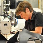 Aston Martin Factory Seamstress