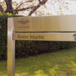 Aston Martin Factory sign (2)