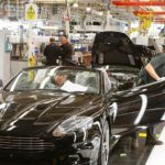 Aston Martin final quality check