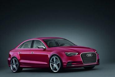 Audi A3 Concept 110121