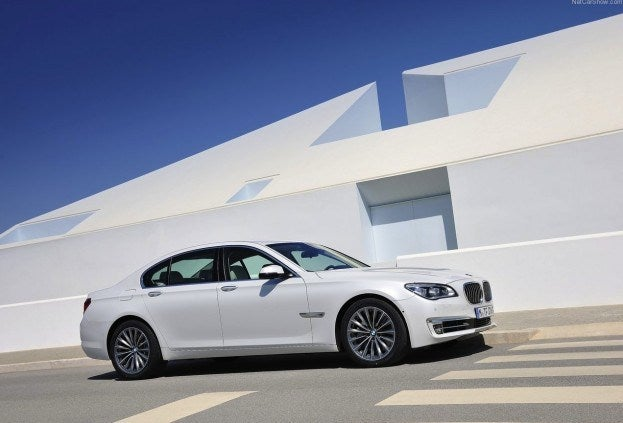 BMW 7 Series 2013 1280x960 wallpaper 03